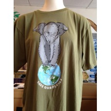 Save the Planet shirt (Elephant)