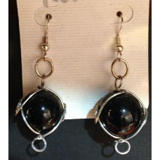 Earrings by Keke